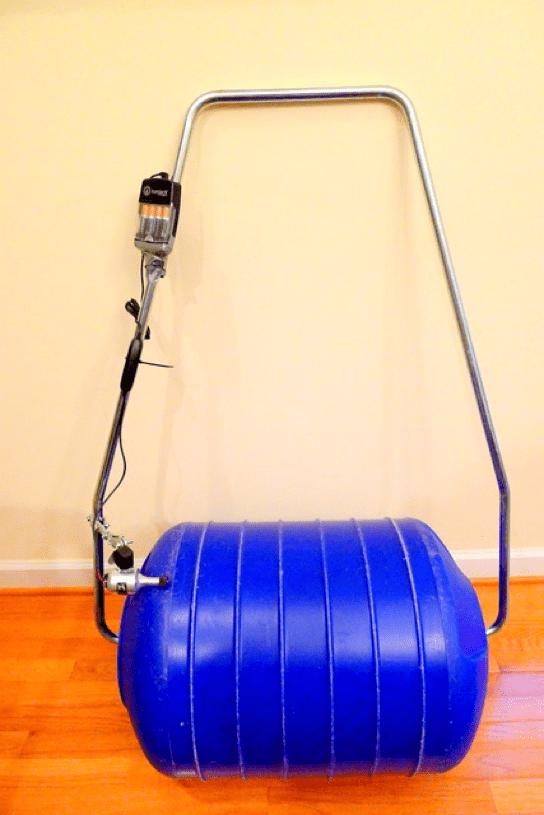 UV water purifier prototype