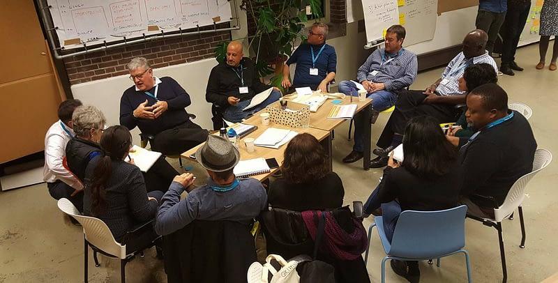 growing social enterprises siemens workshop amsterdam