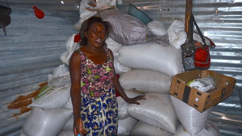 small-scale farmers produce namibia