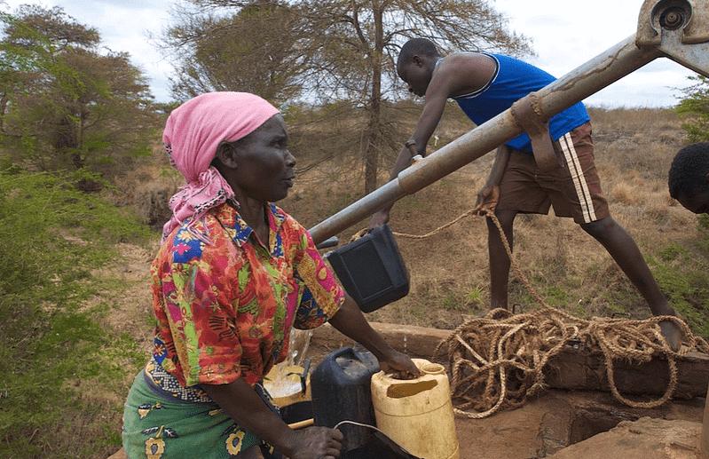 improved water access nyumbani kenya